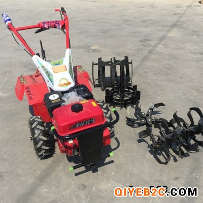 果园多用旋耕机厂家 旋耕机厂家直销自走式果园施肥机