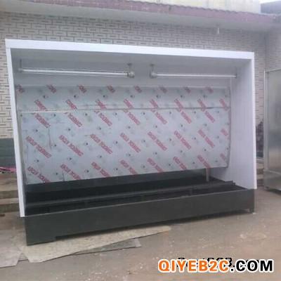 博远供应专业生产双人水帘柜 环保水帘柜