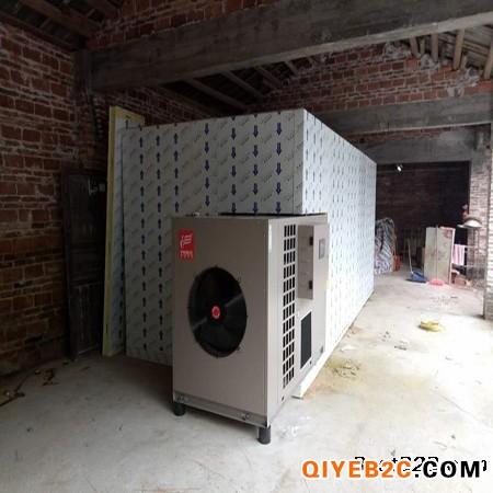 辣椒电加热烘房 空气能热泵烘干机 热风循环烘箱
