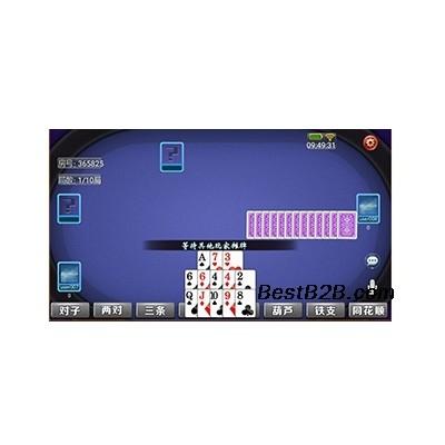 嘉兴麻蒋当地玩法牌类游戏开发公司选明游