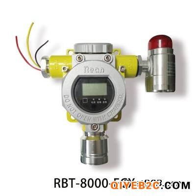 固定式沼气浓度探测器 沼气超标检测报警器
