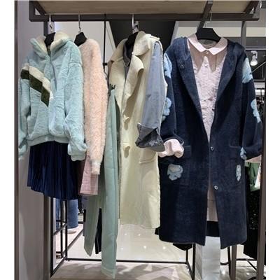 杭州知名品牌女装正品专柜进货渠道