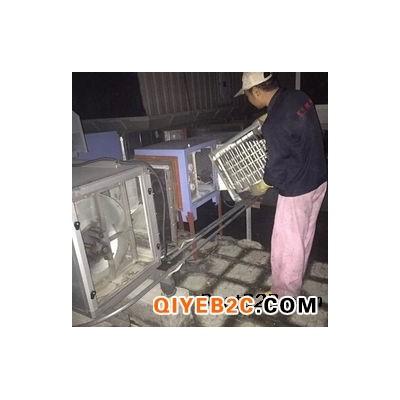 闵行区江川路酒店饭店油烟机清洗风机清洗公司