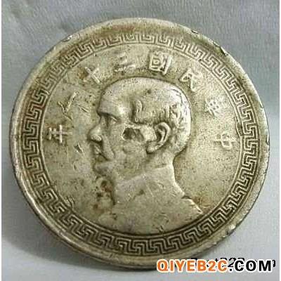 孙中山开国纪念币的市场价值