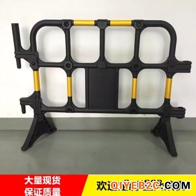 塑料护栏工地施工安全隔离防撞塑料铁马款式多样美观