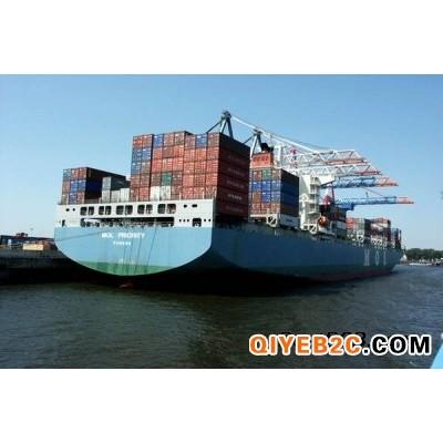 在广州海运了一批工艺品过来澳大利亚悉尼开展会
