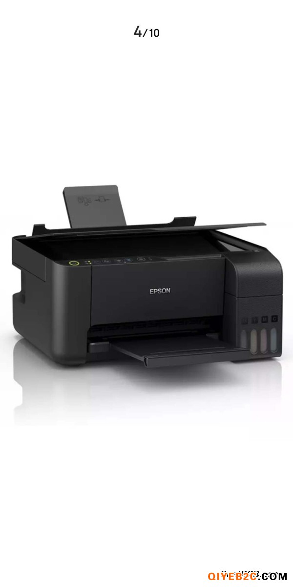 爱普生3156白色3158黑色家用墨仓式打印机