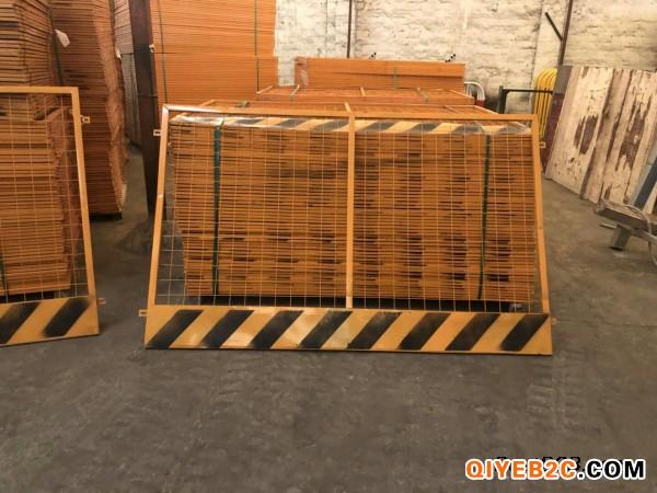 广州市工地施工用得好的基坑护栏