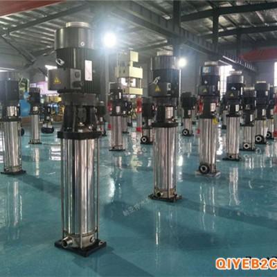 QDL4不锈钢离心泵 养殖专用供水RB88手机版 勃亚特水泵