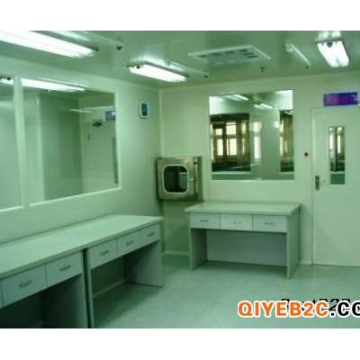 百色医院微生物实验室净化工程设计