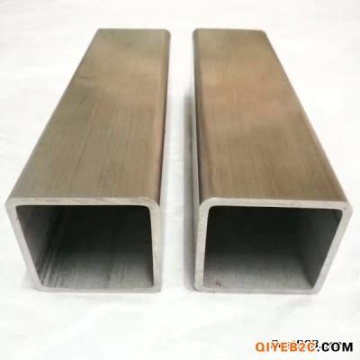 304不锈钢工业焊方管80x80x12