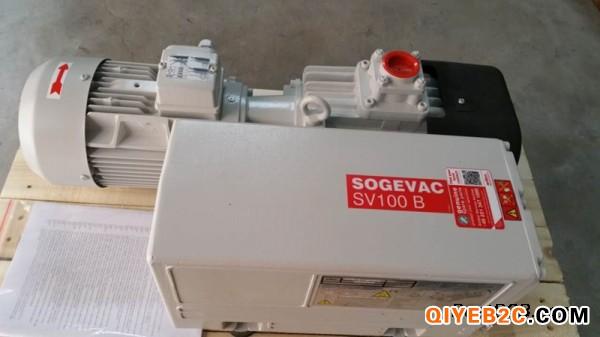 供应德国莱宝真空泵 供应SV100B真空泵