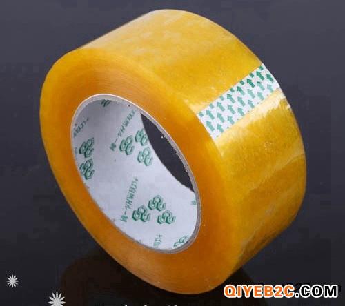 深圳封箱打包胶纸工厂批发优质透明胶带