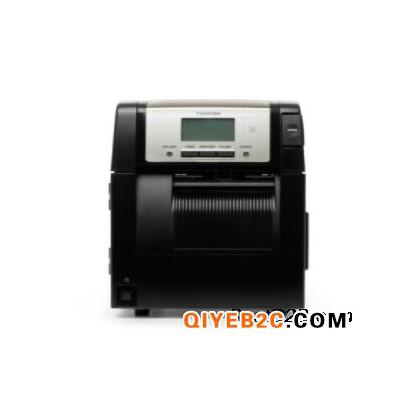 供河南郑州东芝BA420T工业服装吊牌水洗布打印机