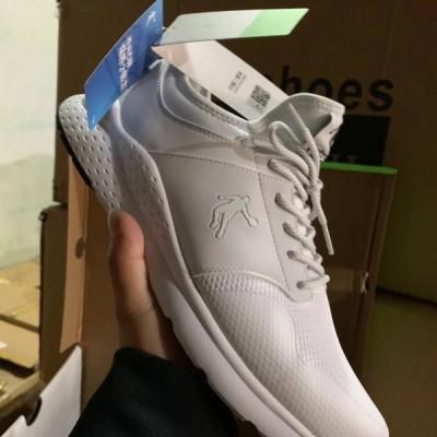 一线品牌服装库存鞋乔丹纯男运动鞋尾货批发