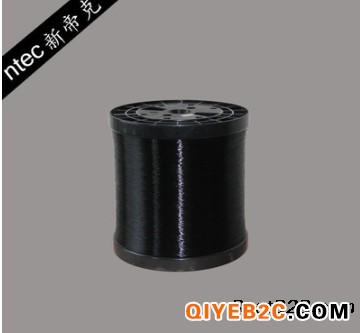 新帝克 黑色涤纶单丝0.25*2F电线、汽车编织网