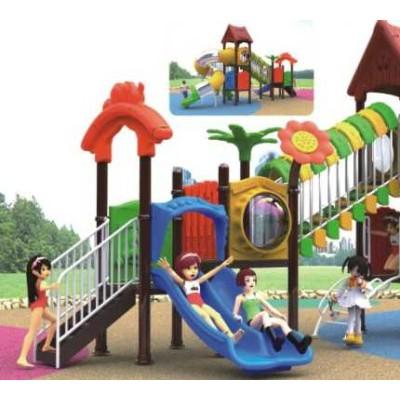 幼儿园滑梯大型组合游乐RB88手机版小区儿童休息区户外滑梯