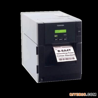 直供河南郑州东芝B-SA4TM-TS12条码打印机
