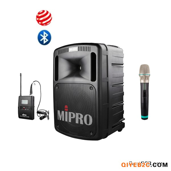 台湾MIPRO咪宝无线扩音器河南总代理