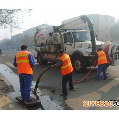 天津市北辰区专业管道疏通,抽粪清洗管道