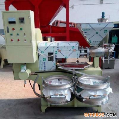 南平多功能型榨油机操作原理 新式油葵籽榨油机厂家