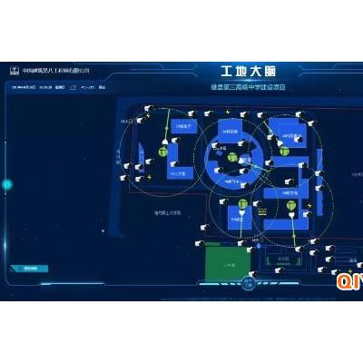 山西智慧工地管理系统集成, 建筑智慧工地管理软件