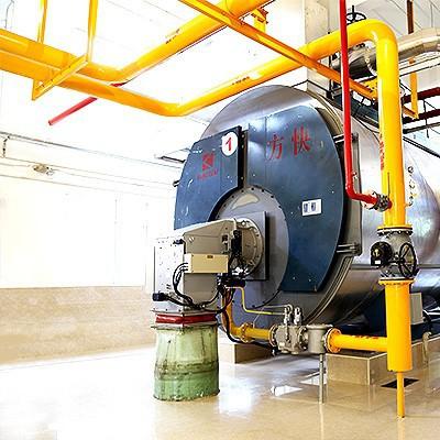 燃气热水锅炉是供暖供热水方面的一把好手