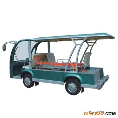 厂家供应益高品牌电动医护车电动送餐车