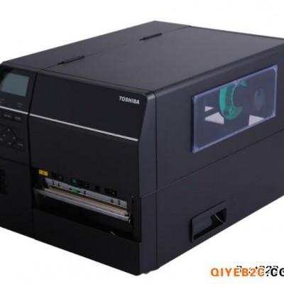 供郑州东芝EX6T工业宽幅标签条码打印机河南核心代