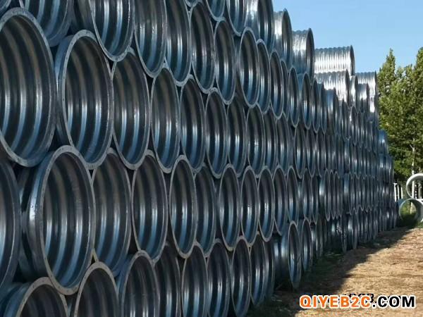 临夏一米五直径金属钢波纹涵管生产销售厂家现货