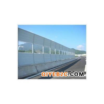 供应各种材质声屏障公路隔音墙专业隔音高架桥隔音屏