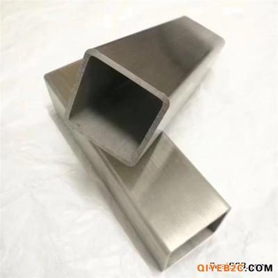 304不锈钢工业焊方管90x90x3.0
