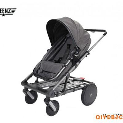 沃天地多功能婴儿手推车可坐可卧一秒收车遛娃神器