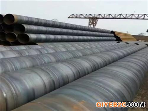 饮水工程用螺旋钢管生产厂家注意的细节