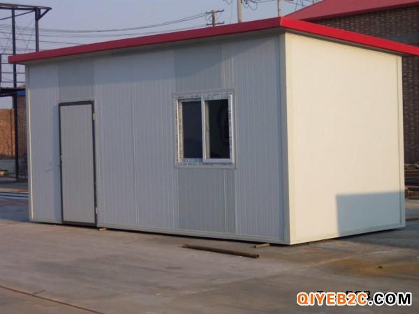 北辰区搭建岩棉彩钢房活动房
