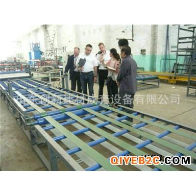 复合排烟气道生产线供应厂家