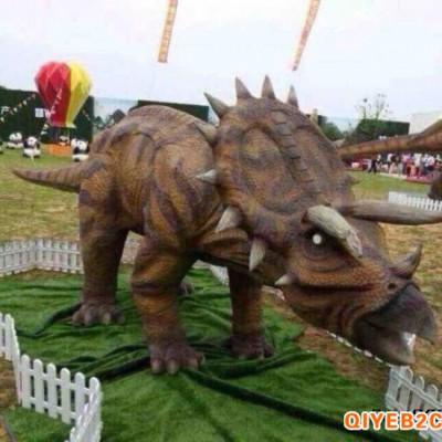 恐龙模型出租租赁