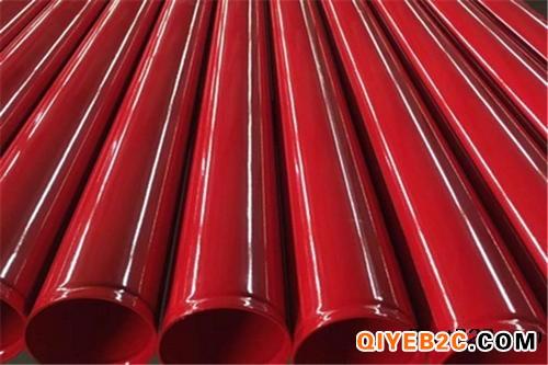 地埋输水tpep防腐钢管使用安装