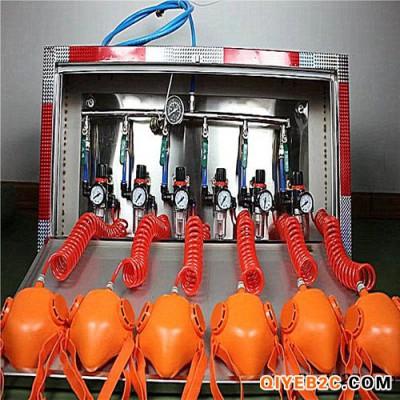 处理ZYJ-A型箱式矿井压风自救装置