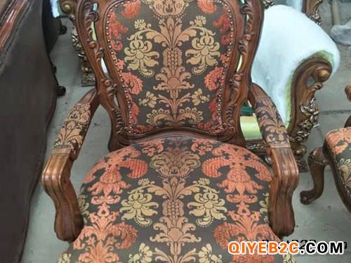 天津塘沽修沙发 餐椅 办公椅换面 软包定制