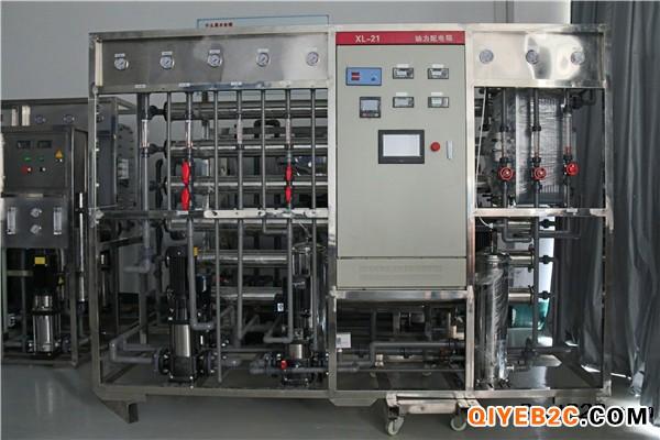 太仓蓄电池行业清洗配套汇泉环保超纯水水处理定制
