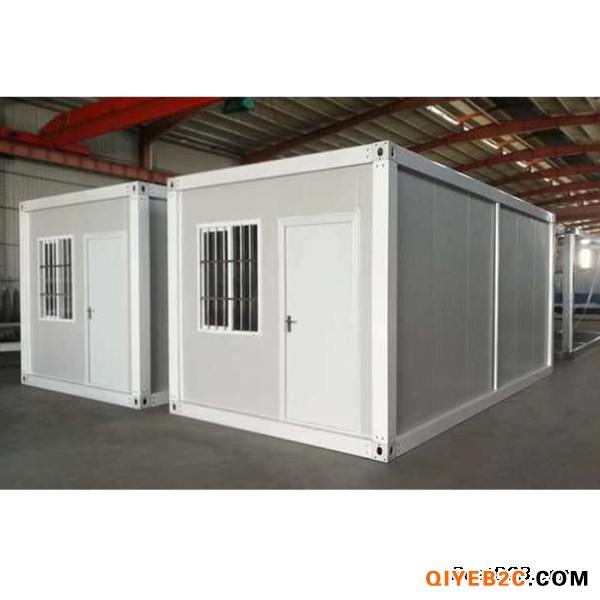 杭州集装箱岗亭 住人活动板房 金镂供应商定做