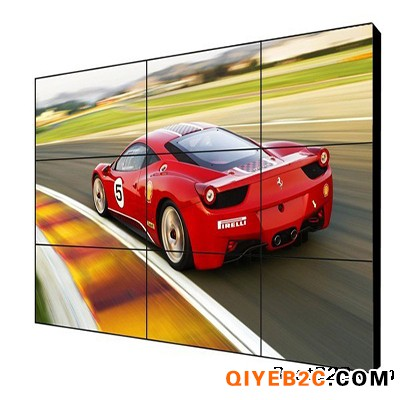 55寸 拼缝3.5mm液晶拼接屏 采用LG面板