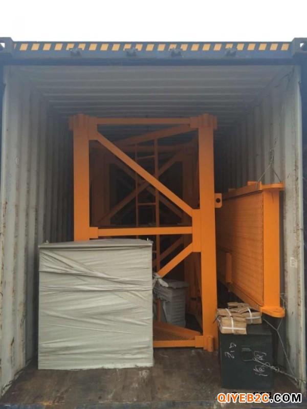 供应TC6015新型十吨塔式起重机