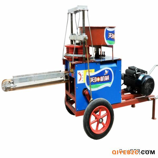 移动式打钵机培养土制钵机