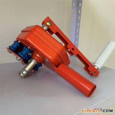 大棚专用手摇式卷膜器 大棚手摇式通风机 韩式卷膜器
