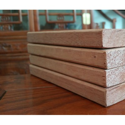 2020真正进口红梢木户外防腐木地板加工价
