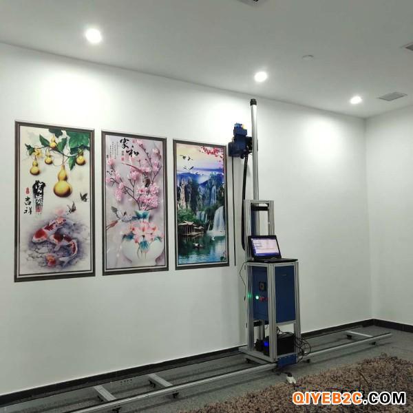 东莞市江榕5d8d墙体彩绘喷绘机一机多用