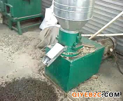 养羊饲料机械秸秆饲料造粒机