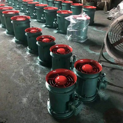 FB系列防爆通风设备产品特点